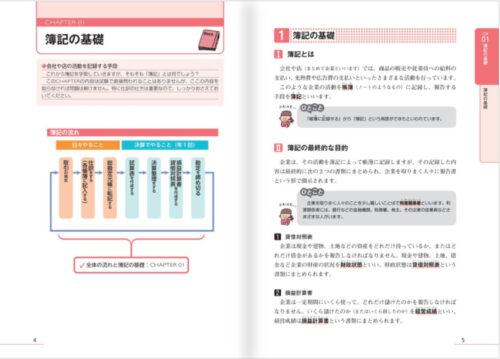 簿記の教科書 3級