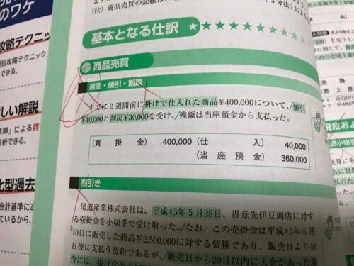 TAC出版簿記2級過去問